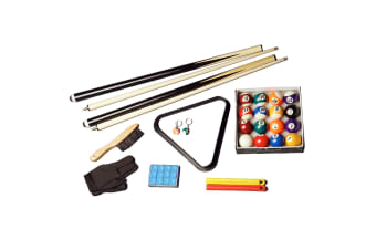 Compact Billiards / Pool / Snooker Accessories Kit