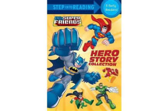 DC Super Friends Hero Story Collection