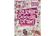 Sticker Doodle Draw! Purple (Series 2) UK Edition