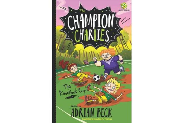 The Champion Charlies 3 - The Knockout Cup