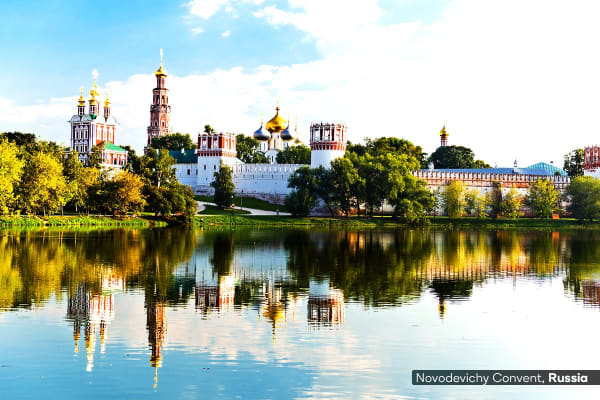 RUSSIA: 20 Day Russian Rivers & Norwegian Fjords Cruises Including Flights for Two (Inside Cabin)