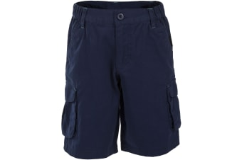 Trespass Childrens Boys Dolton Cargo Shorts (Twilight) (2/3 Years)