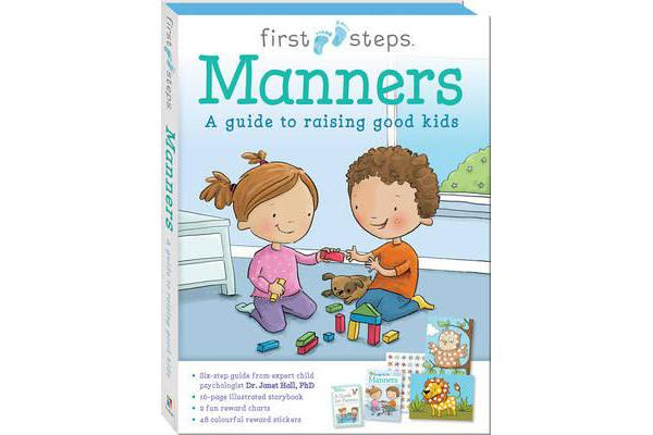 First Steps Ready to Go Manners