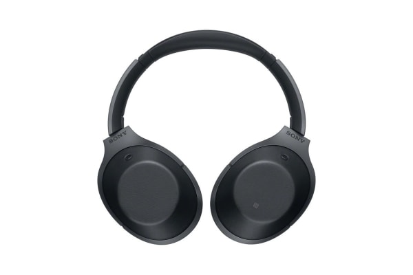 Sony Noise Cancelling Bluetooth Headphones - Black (MDR-1000X)