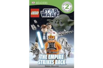 DK Readers L2 - Lego Star Wars: The Empire Strikes Back