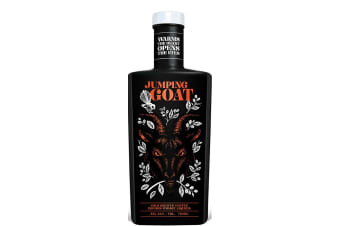 Jumping Goat Cold Brewed Coffee Infused Whisky Liqueur 700mL Bottle