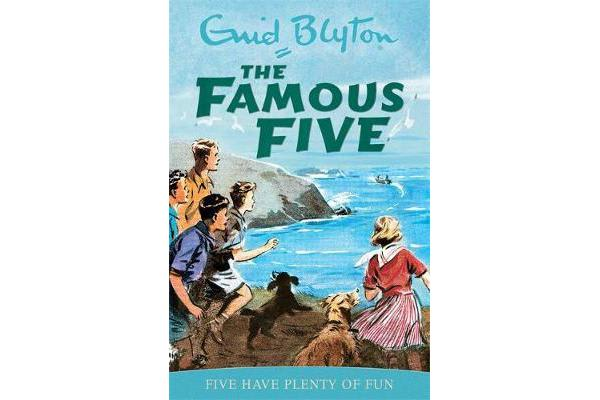 Famous Five: Five Have Plenty Of Fun - Classic cover edition: Book 14