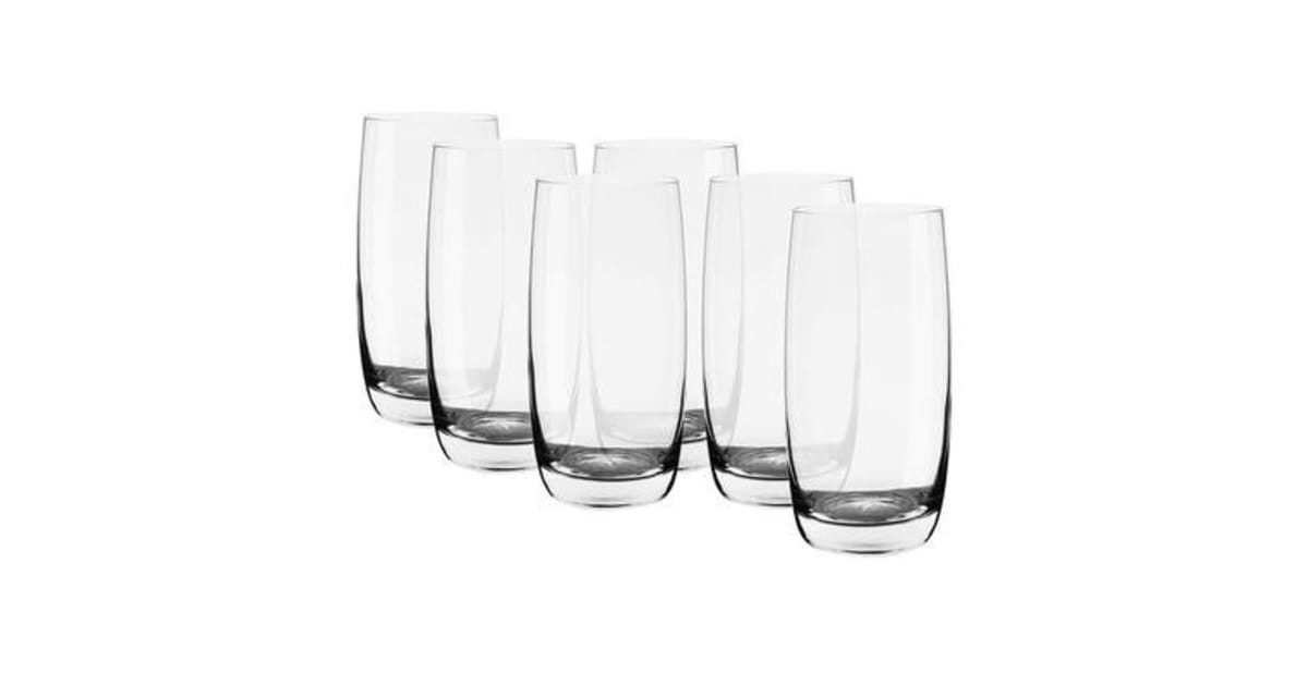 ocean ivory hi-ball glass 370ml set of 6