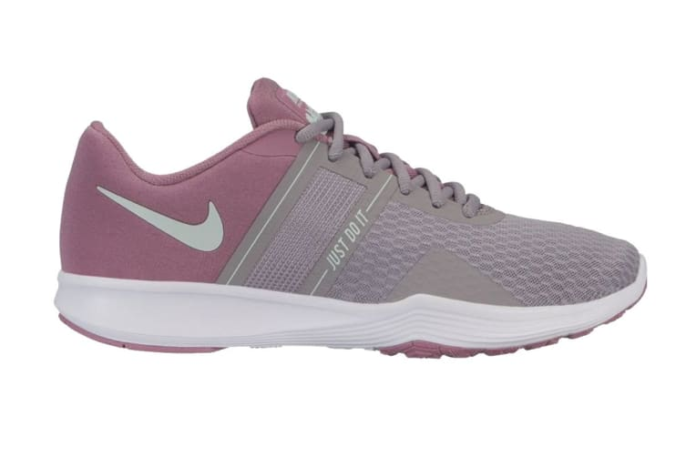 Nike City Trainer 2 Women's Training Shoe (Plum/Grey, Size 5.5 US)