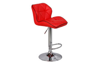 Set of 2 Jena Barstools (Red)