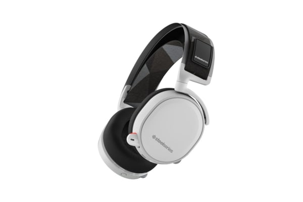 SteelSeries Arctis 7 Gaming Headset (White)