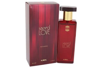 Ajmal Sacred Love Eau De Parfum Spray 50ml/1.7oz