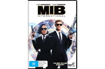 Men in Black International DVD Region 4