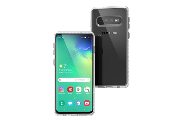 Catalyst Impact Protection Case for Galaxy S10 - Clear