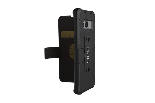 UAG Galaxy S8 Metropolis Case (Black)