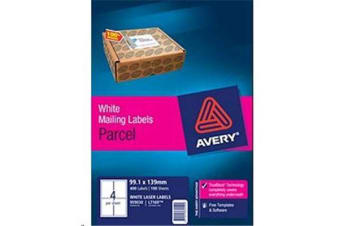 AVERY LASER LABEL L7169-100 100 SHEET