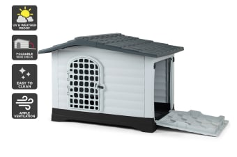 Pawever Pets Dog Kennel Outdoor Pet House