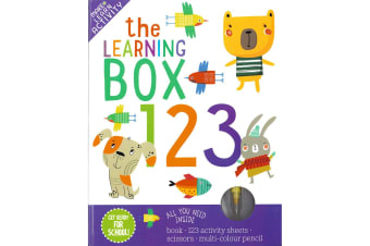 The Learning Box - 123