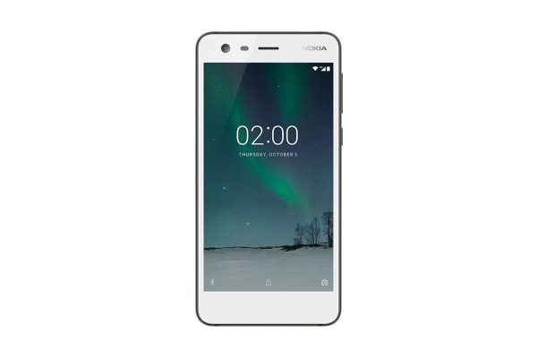 Nokia 2 (8GB, White)