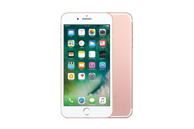 iPhone 7 - Rose Gold 256GB - Refurbished Good Condition