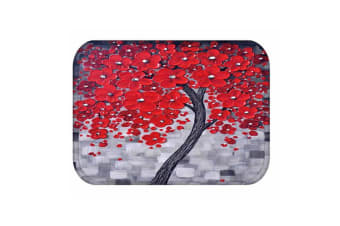 Carpet Abstract Paintings Non-slip Microfiber Area Rug  Carpet 3