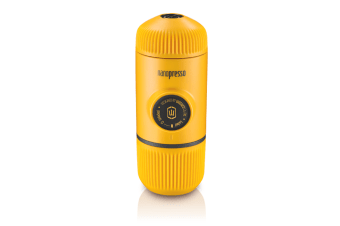 Wacaco Nanopresso Espresso Coffee Machine + Bag-yellow
