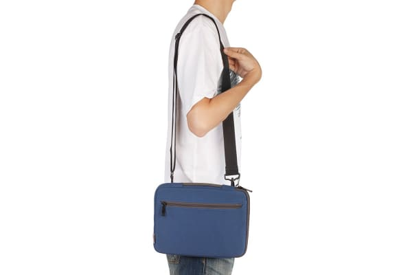 "Orbis Explorer 10"" Tablet Bag (Blue)"