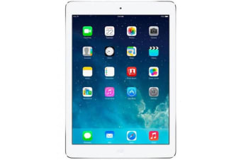 Used as Demo Apple iPad 9.7-inch 5th Gen 128GB Wifi + Cellular Silver (Local Warranty, 100% Genuine)