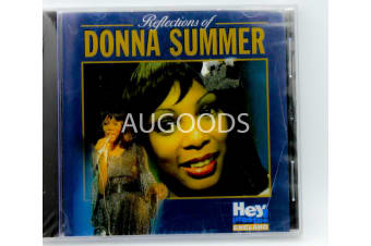 REFLECTIONS OF DONNA SUMMER BRAND NEW SEALED MUSIC ALBUM CD - AU STOCK