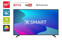"​Kogan 49"" Smart HDR 4K LED TV (Series 8 MU8010)"