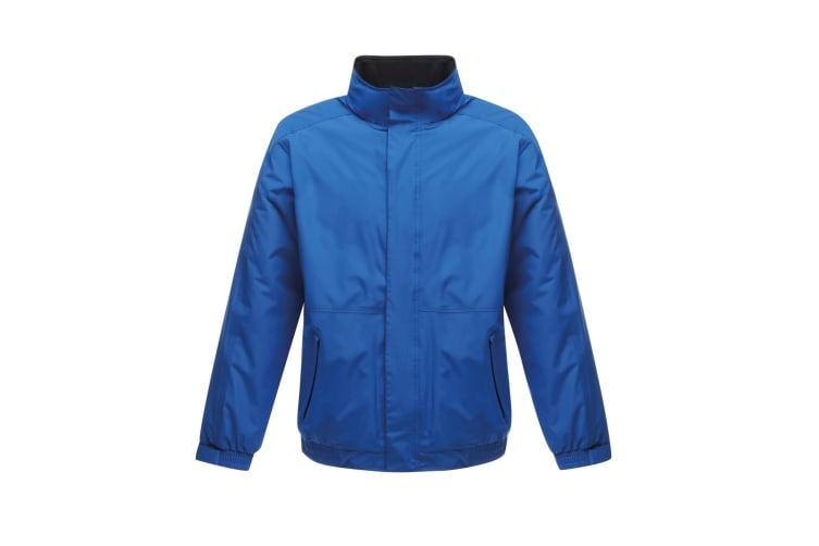 Regatta Dover Waterproof Windproof Jacket (Thermo-Guard Insulation) (Royal Blue/Navy) (XXXL)