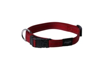 Rogz Dog Collar Red - XL
