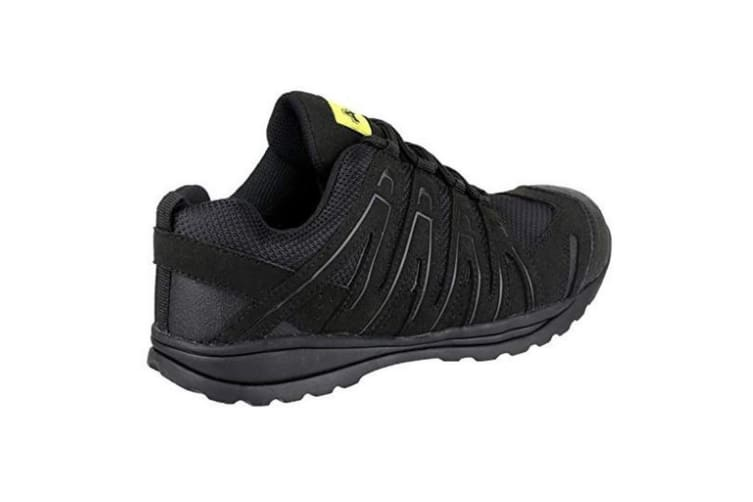 Amblers Unisex FS40C Non-Metal Safety Trainers (Black) (7 UK)