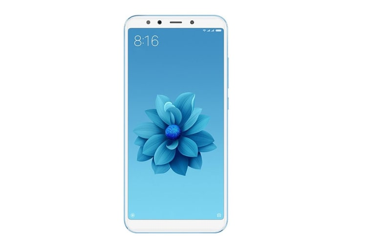 Xiaomi Mi A2 (128GB, Blue) - Global Model