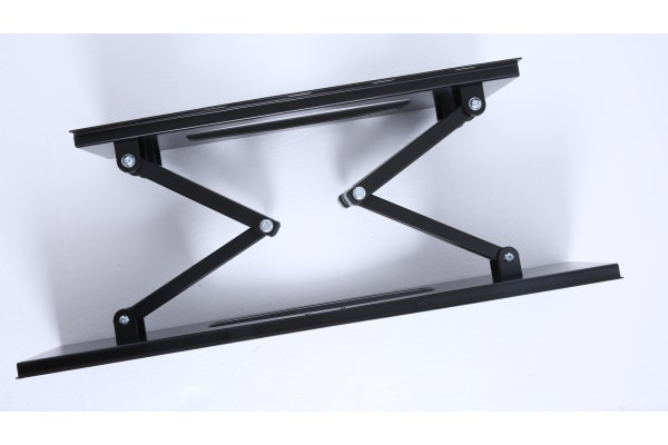 """30-60"""" Plasma LED LCD Screen TV Dual Arm Wall Mount with 180 Degree Swivel"""