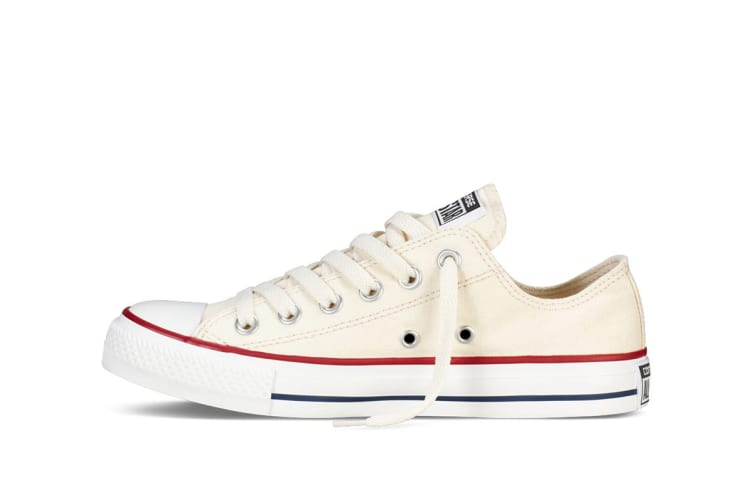 Converse Chuck Taylor All Star Ox Lo (Off White, US Mens 13 / US Womens 15)
