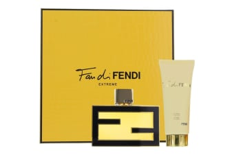 Fan Di Fendi Extreme Giftset for Women EDP 75ml