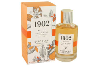 Berdoues 1902 Musc & Neroli Eau De Toilette Spray 100ml