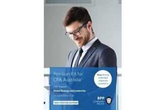 CPA Australia Global Strategy & Leadership - Revision Kit