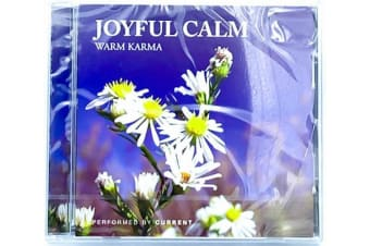 Joyful Calm BRAND NEW SEALED MUSIC ALBUM CD - AU STOCK