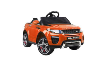 Rigo Kids Range Rover Evoque Orange