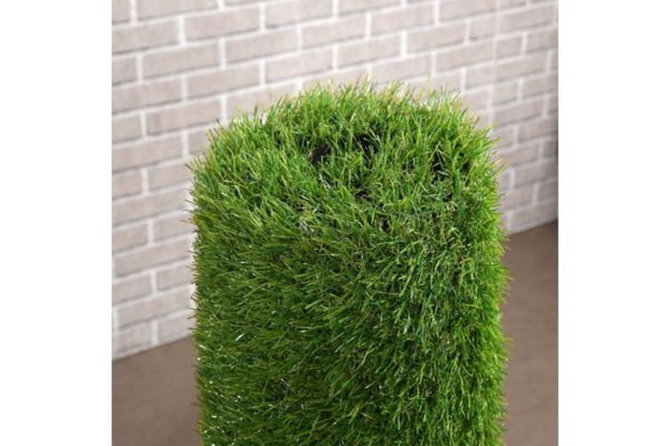 20 SQM Synthetic Turf Artificial Grass PURE GREEN 20mm