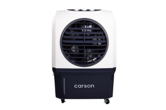 CARSON Air Cooler 4-in-1 Evaporative Portable Commercial Fan Industrial Workshop