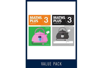 Maths Plus Australian Curriculum Student and Assessment Book 3 Value Pack, 2020