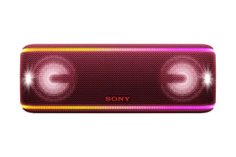 Sony Ultimate Extra Bass Wireless Speaker - Red (SRSXB41R)