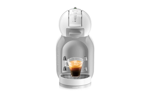 NESCAFE Dolce Gusto Mini Me Automatic Capsule Coffee Machine - White (NCU500WHT)