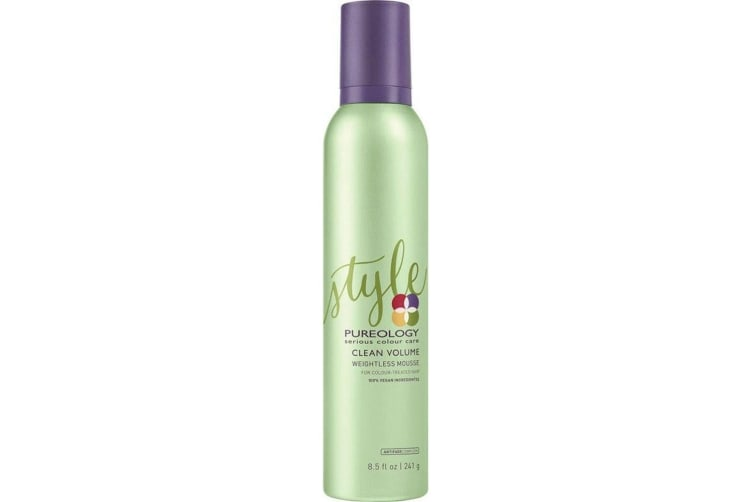 Clean Volume Weightless Mousse 300ml