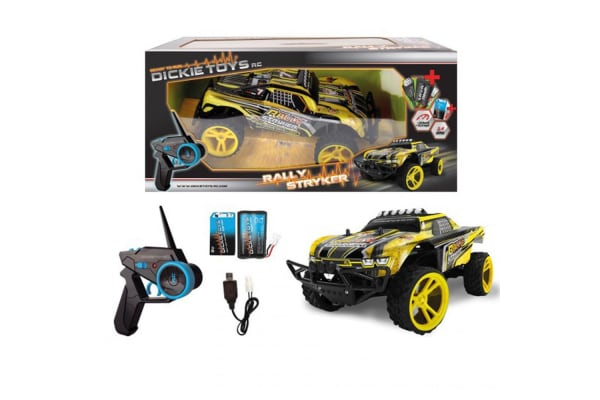 Dickie Toys Remote Control RTR Rally Stryker