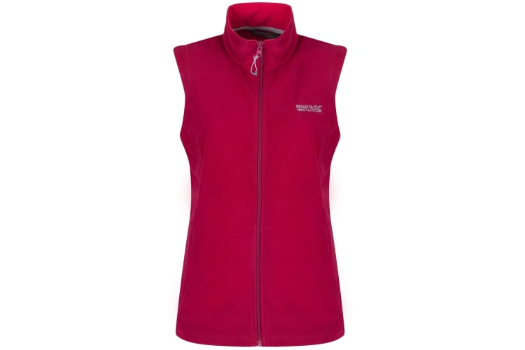 Regatta Great Outdoors Womens/Ladies Outdoor Classics Sweetness II Bodywarmer (Dark Cerise/Duchess) (18)