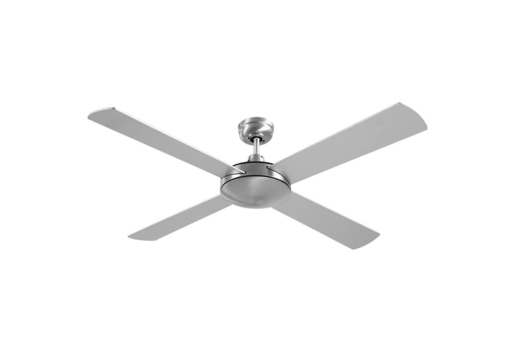 Devanti 52'' Ceiling Fan Fans Wall Controller Aluminum 4 Blades 1300mm